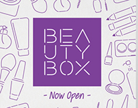 Beauty Box Retail Design