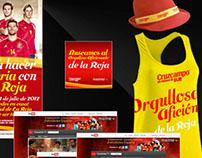 Cruzcampo. Evento Selección Española