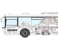 Borjomi Bus