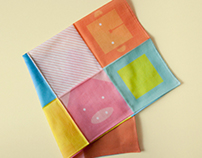 animals handkerchief
