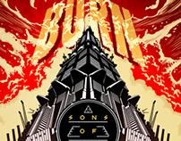 Sons of Kemet - Burn - Album Art