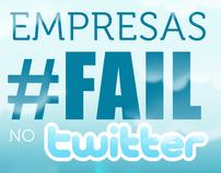 Empresa fail no twitter