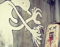 HAIL's Street art