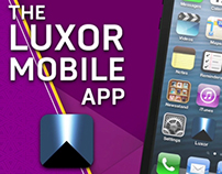 Luxor | Mobile App Animation