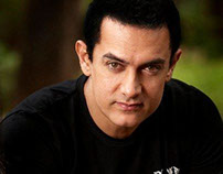 Aamir Khan for Editorial