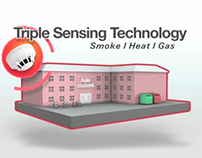FireClass - Triple Sensing Technology