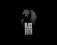 BLACK BRUIN - Energy Drink Cans