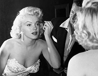 Marilyn Monroe quotes and special photos ♥