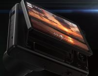 Canon G7X Mark III Concept