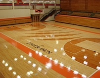 Warsaw Community High School Gymnasium Floor Redesign