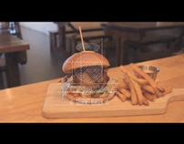 Burgertory | Information Motion Graphic | TVC