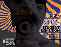 Student Exhibition: Welcome to my World