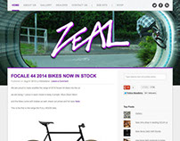 Zealbmx Website