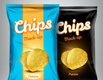 Envato Marketplaces | Food Bag Mock-Ups