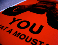 Movember Print.