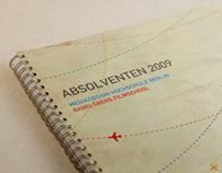 Bachelor Almanach 2009 MDH BERLIN