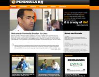 Peninsula Brazilian Jiu Jitsu Website