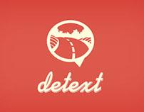 detext App Branding
