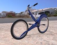 Balang: Foldable Bike