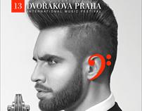 Dvořákova Praha / classical music festival 2013