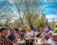 Meridian Hill Park, Energy Alive Drums Dance Love
