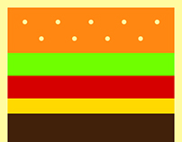 Burger in Square