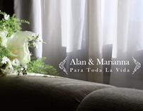 Alan & Marianna: Para Toda La Vida