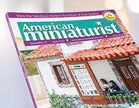 Cover | American Miniaturist Magazine