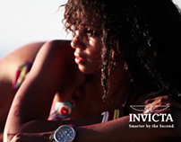 Nat Geo Teaser in Denmark for Invicta Watches