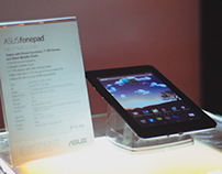 ASUS FonePad Launch | URBN Bar & Kitchen