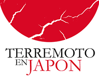 Terremoto en Japón.