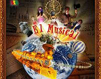 """Imagen para """"Musical La vuelta al Mundo de Willy Fog"""""""
