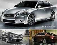 Nalley Lexus Print Ad