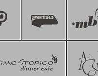 Logotype / brand identity 2001/2008