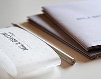 Folded Portfolio | Sedicesimo