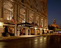 The Hermitage Hotel, Nashville, Tennessee, USA