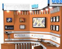 "Exhibition Booth ""UBS"""