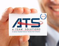 A-Team Solutions - Logo Design Options