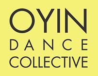 Oyin Dance Collective Logo