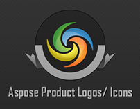 Aspose Product Logos/ Icons Design
