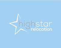 Highstar Relocation Business Cards