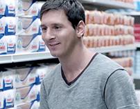 Bimbo. Messi