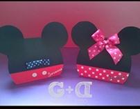 Cotillones Minnie Mouse - Jovanna Fletcher Torrealba