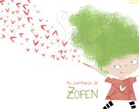 Editorial - As aventuras de Zofen