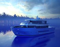 EIRA yacht explorer