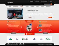 Oto Gaz Web Design