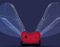 BeanFly Character