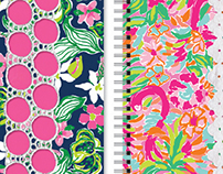 Lilly Pulitzer 2014 Stationery and Gift Concept