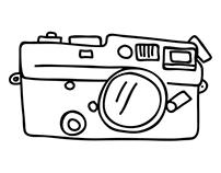 Shirt Design: Retro Cameras     f-stop