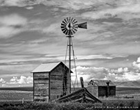Rural Decay, Douglas County, Washington, 2013